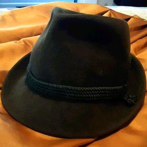 Piz Sol felt hat, vintage